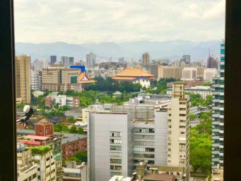 2018台湾 台北 ニッコービジネスホテル