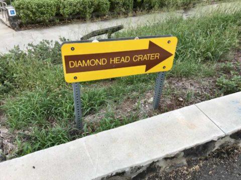 2018ハワイ ホノルル ダイヤモンドヘッド