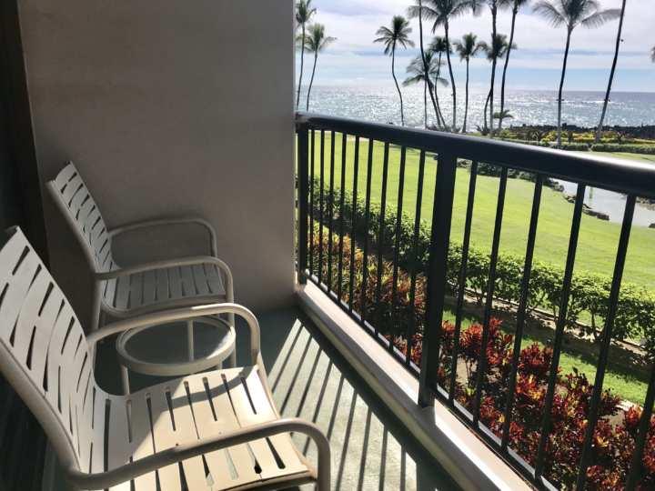 2018ハワイ ハワイ島 ヒルトンワイコロア