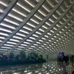 2018台湾 タイガーエア 桃園空港