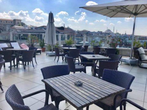 201807トルコ イスタンブル ホテル ネオリオン