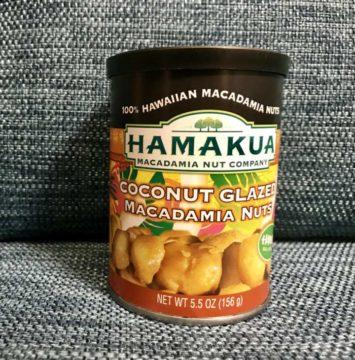 ハワイ ハマクア マカデミアナッツ