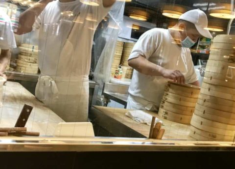 2018台湾 台北 小龍包 金品茶集