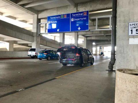 2018ハワイ ホノルル 空港 Uber