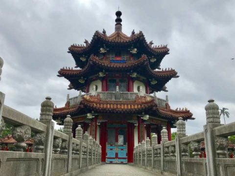 2018台湾 台北 二二八和平公園