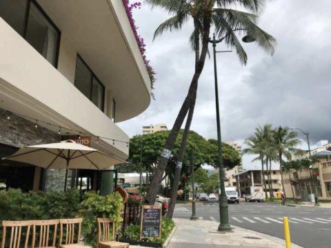 2018ハワイ ホノルル ホテル オハナワイキキイースト