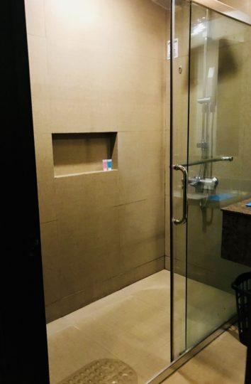 2018cebu_ベイフロントホテル シャワールーム