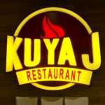 2018cebu_SMモール レストラン「KUYA J」看板