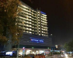 2018cebu_ベイフロントホテル 外観