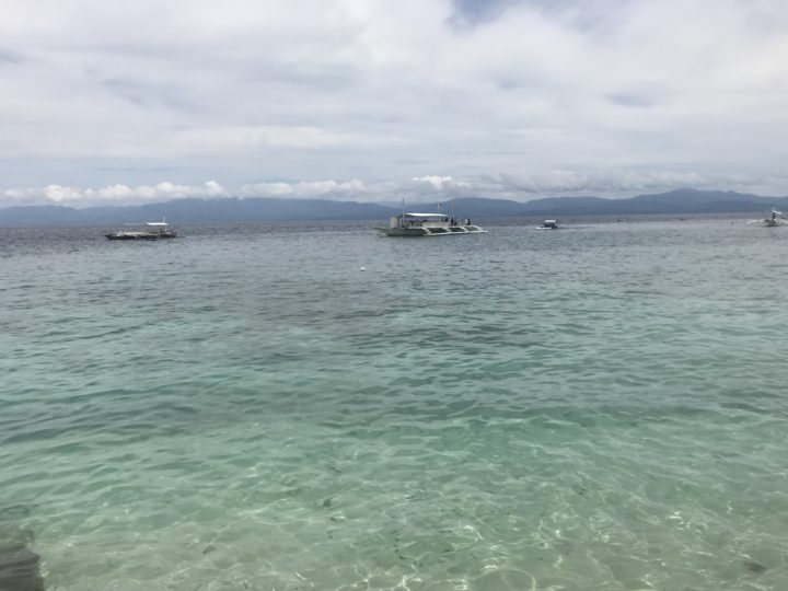 2018Cebu_Moalboal 綺麗な海