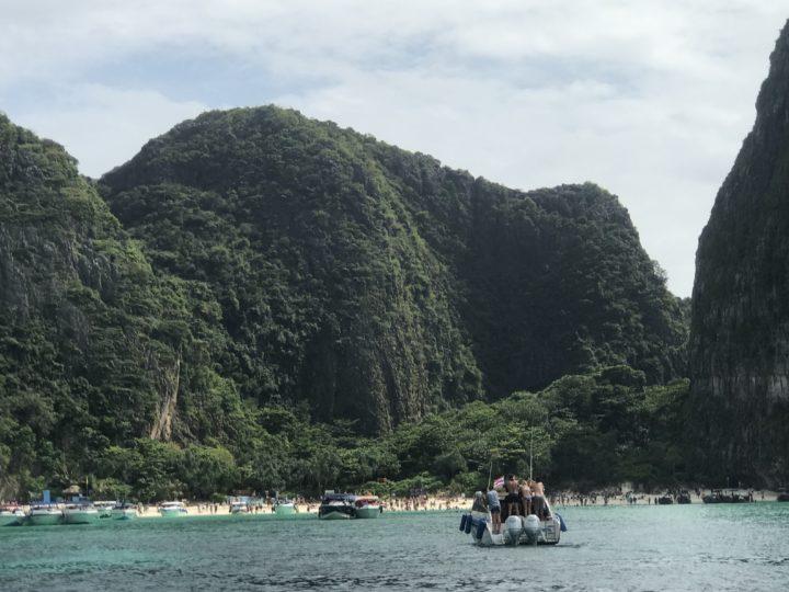2018PKT ピピ島 マヤベイ 4