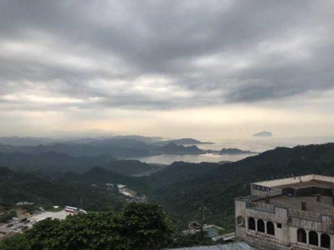 2018台湾 九份