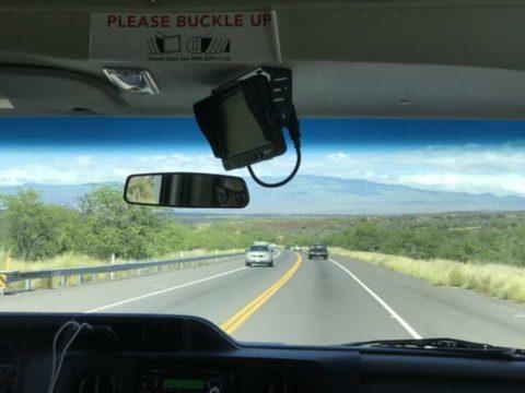 2018ハワイ ハワイ島 ヒルトンワイコロア 送迎