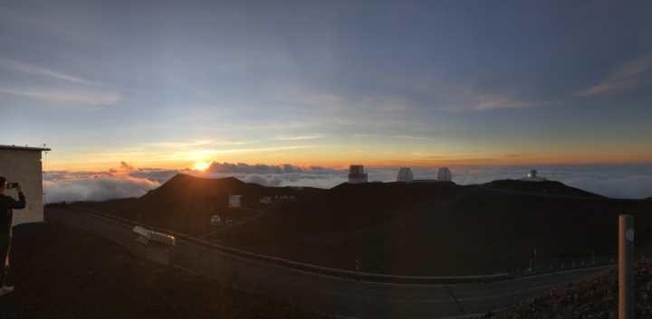 2018ハワイ ハワイ島 ツアー マウナケア山頂