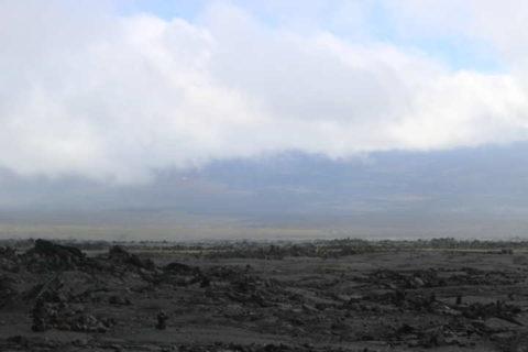 2018ハワイ ハワイ島 ツアー 溶岩台地