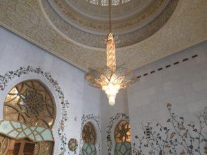 2017UAEドバイ アブダビ グランドモスク 中 11