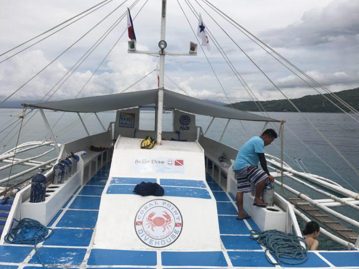 2017cebu_スミロン_ダイビングボート