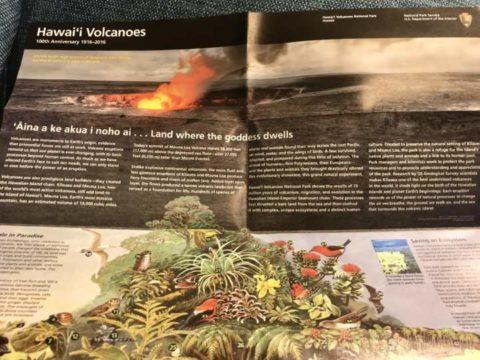 2018ハワイ ハワイ島 ツアー 火山