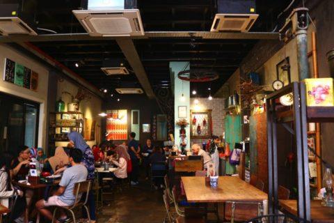 KualaLumpur_Limapulo_リマプロの店内の様子