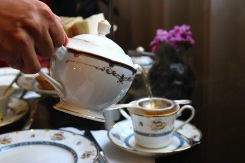 TheRitzCarlton_リッツカールトンの紅茶