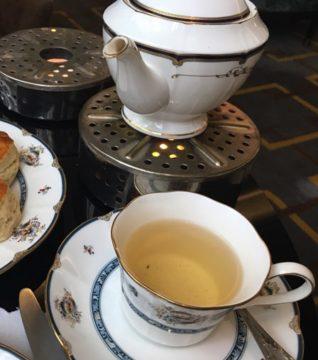 KualaLumpur_TheRitzCarlton_リッツカールトンのsignature tea
