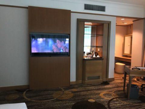 Pullman_プルマンホテルは非常に広々としていたました