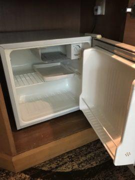 Pullman_プルマンホテルの冷蔵庫