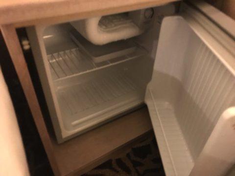 SamaSamaExpressの冷蔵庫