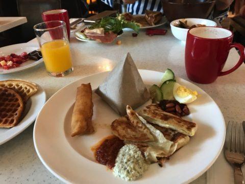 TradersHotel(トレイダーズホテル)の朝食ビュッフェ