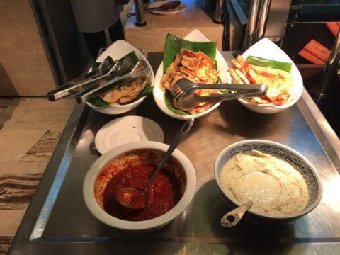 マレーシア料理のロティは本当におすすめです