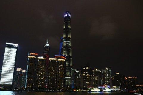 上海 外灘 バンド