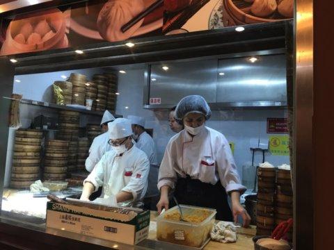 上海 小籠包 南翔饅頭店