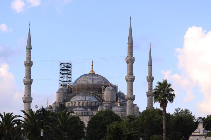 イスタンブールツアー